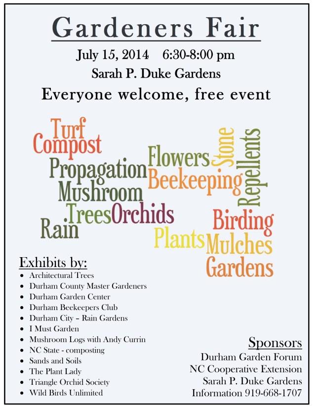 Microsoft Word - Gardener Fair 2014.docx