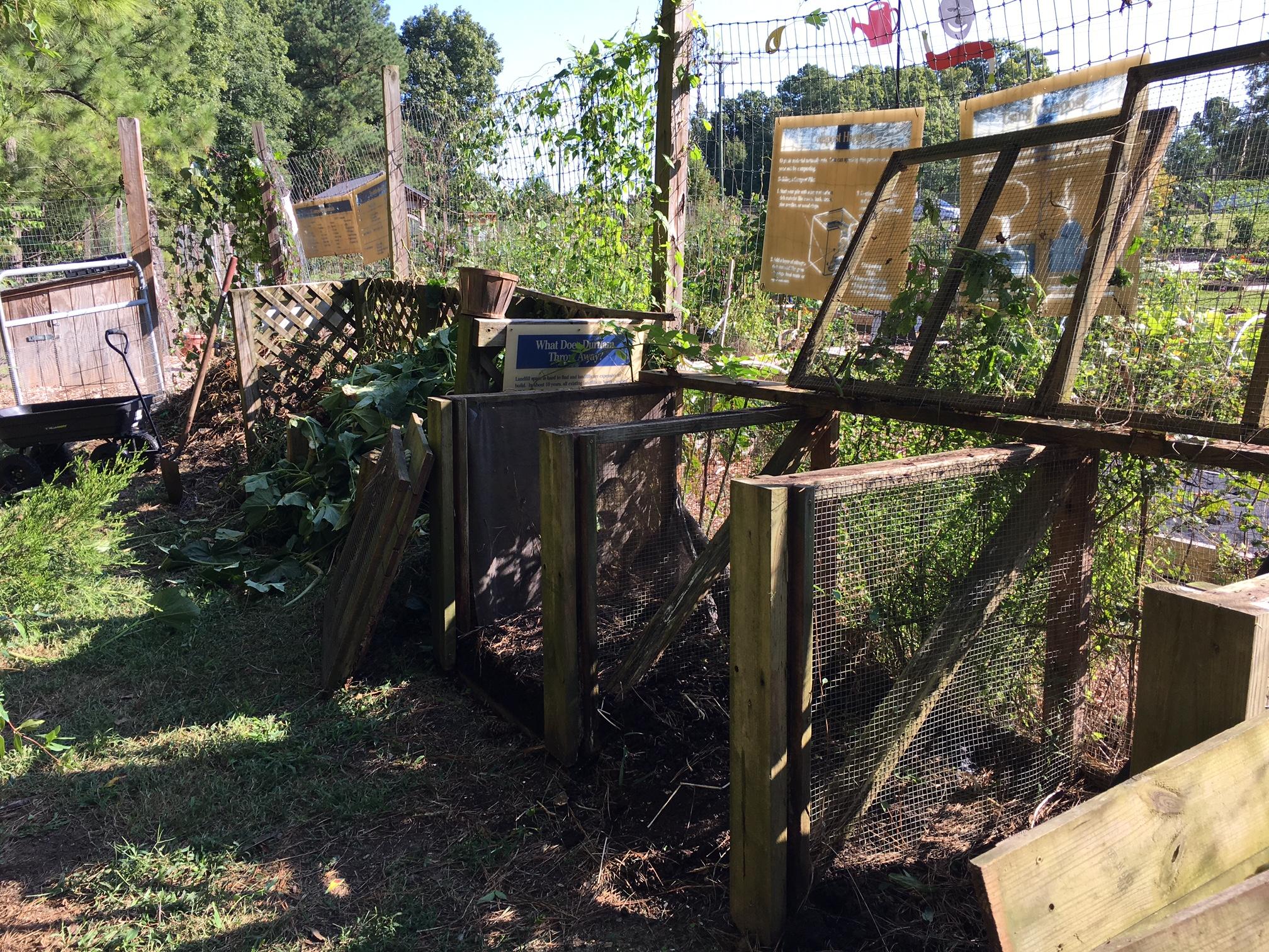 Briggs compost