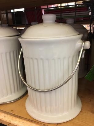 ceramic pail